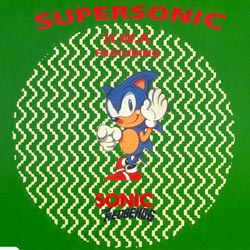 H.W.A. Featuring Sonic the Hedgehog – SuperSonic