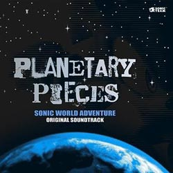Planetary Pieces Sonic World Adventure Original Soundtrack