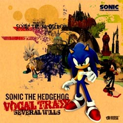 Sonic The Hedgehog Vocal Traxx – Several Wills