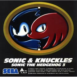 Sonic & Knuckles Sonic the Hedgehog 3