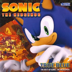 True Blue The Best of Sonic the Hedgehog