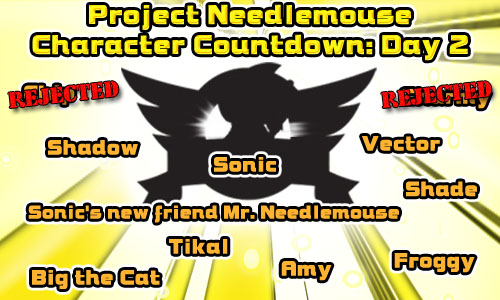 Project Needlemouse