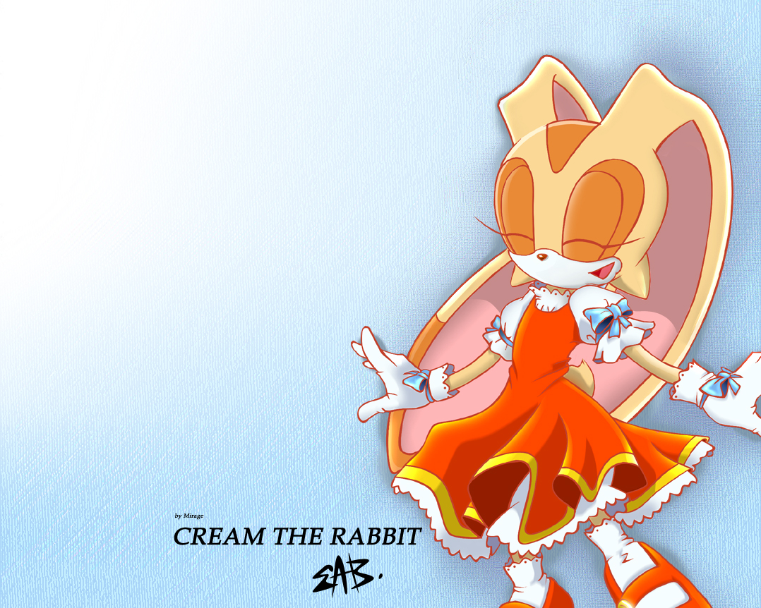 Cream the Rabbit | Mario, Sonic and Sora Wiki | Fandom ...