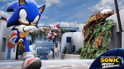 Sonic unleashed 3d online game